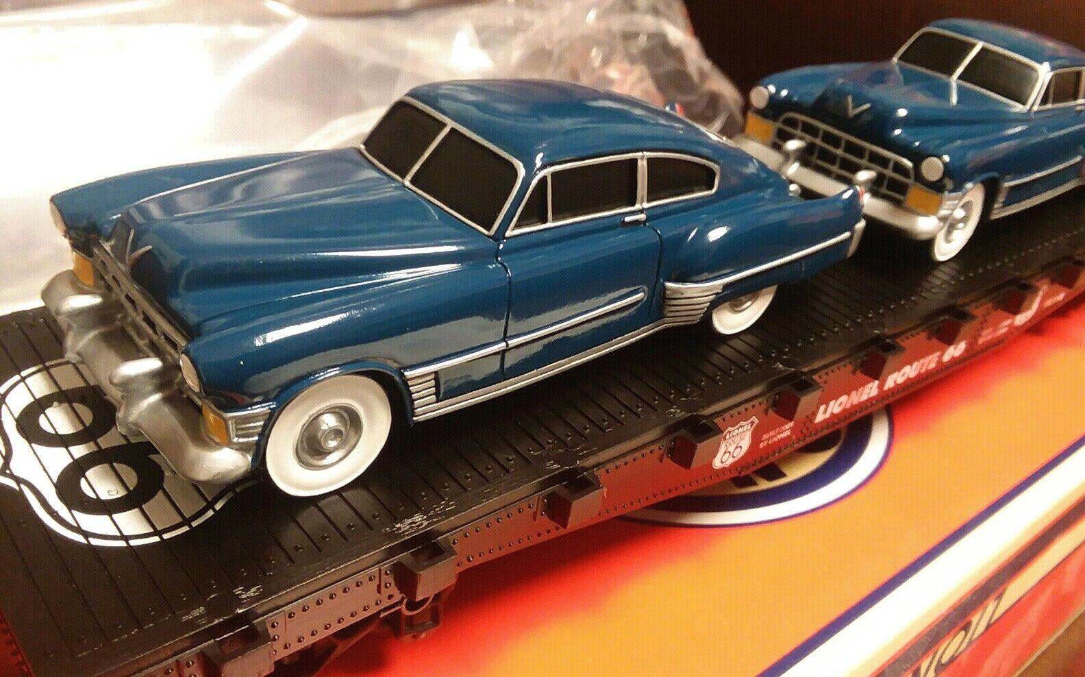 Lionel 6-17560 Carro W 2 ruta 66 sedanes