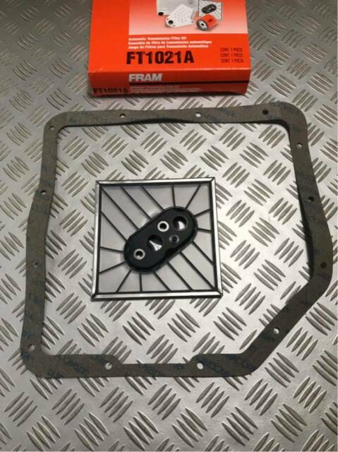 FRAM FT1020A Transmission Filter Kit