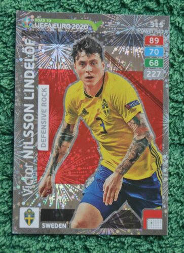 Adrenalyn XL Road to Euro 2020-Power Up cartes.