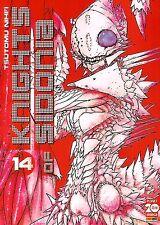 MANGA - Knight of Sidonia N° 14 - Tsutomu Nihei - Planet Manga - NUOVO