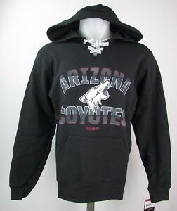 Reebok NHL Youth Arizona Coyotes Offside Fleece Hoodie