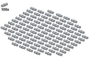 LEGO-Technic-Small-Parts-Pins-3673-10-Pin-100Stk-Hellgrau