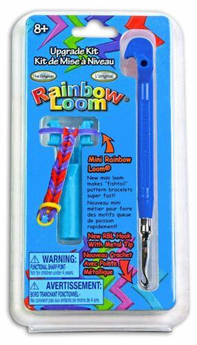 Gancho de Metal Azul-Oficial Rainbow Loom