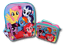 My Little Pony School Backpack Lunch Box Set rainbow Girls Pink Cute Book Bag