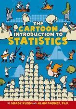 The Cartoon Introduction to Statistics, Statistics, Printed Books, Math, Graphic