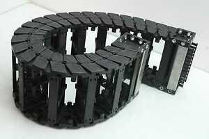 """Igus E6-52 Series Energy Chain Cable Chain Cable Carrier 32"""" Long x 6"""" x 2.5"""""""