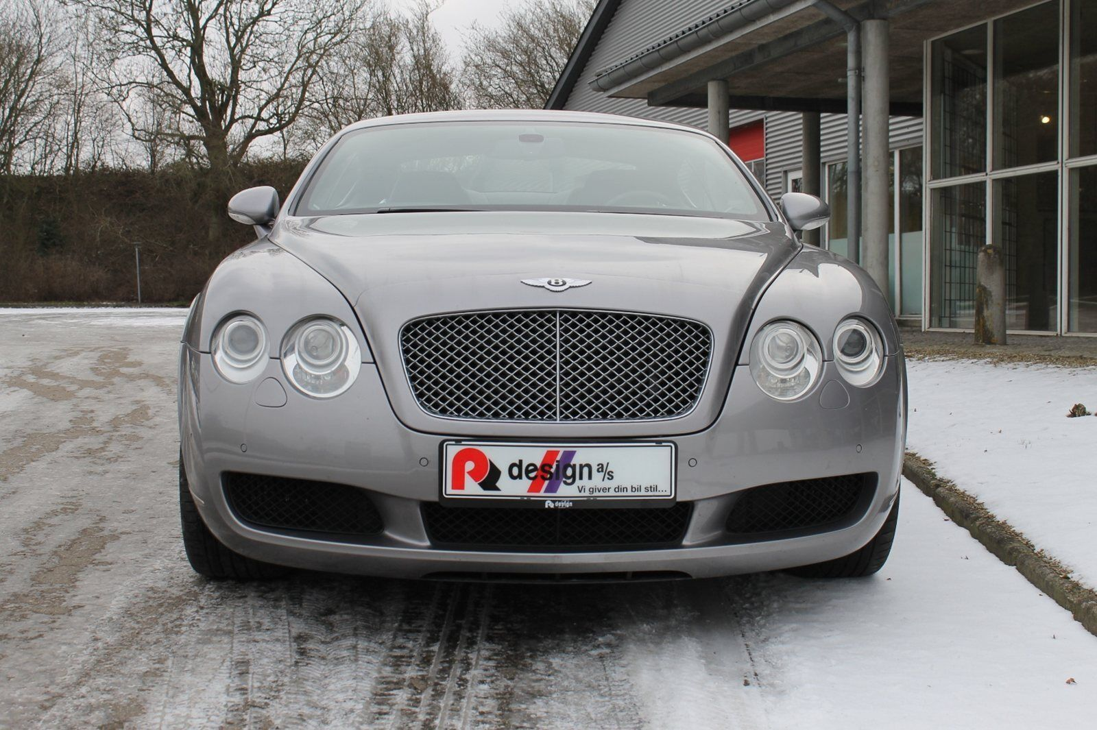 Bentley Continental GT 6,0 aut. 2d - 5.788 kr.