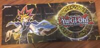 25x Yugioh Double Sided Game Board / Playmat Legendary Collection Yugi's World