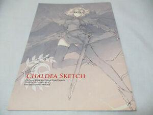 Chaldea Maid Mash Fate//Grand Order FGO Anime Manga book Doujinshi OrangeMaru