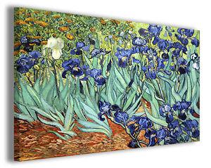 Quadro Vincent Van Gogh vol VII Quadri famosi Stampe su tela ...