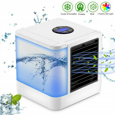 Arctic Mini Air Cooler Klimaanlage Klimagerät Luftkühler Befeuchter Ventilator S Billigverkauf 50%