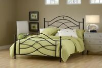 Hillsdale 1601bqr Cole Bed Set - Queen - With Rails