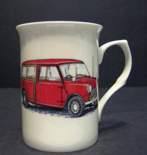 MINI ESTATE car Fine Bone China Mug Cup Beaker