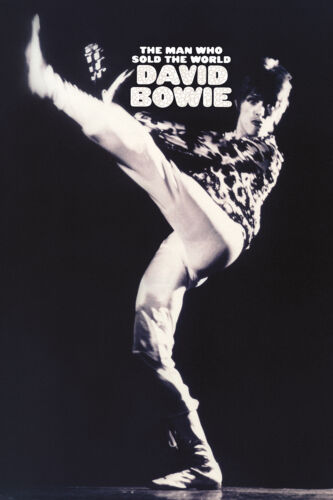 THE MAN WHO SOLD THE WORLD DAVID BOWIE MUSIC POSTER 24x36-241407