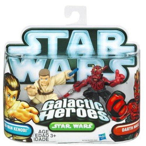 Star Wars Galactic Heroes Darth Maul And Obi-Wan