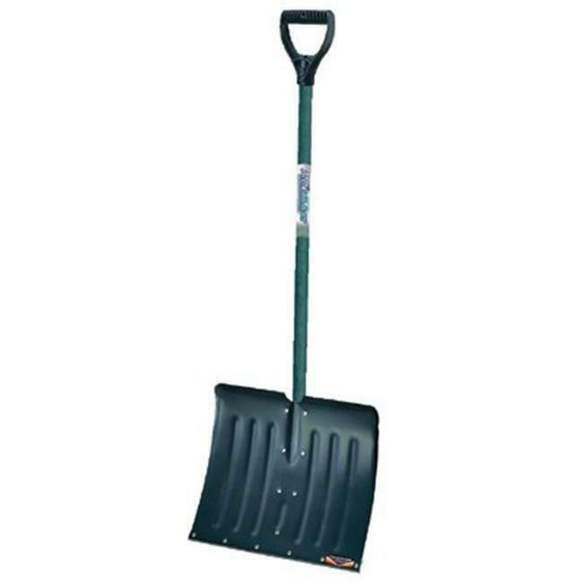 alpha-ene.co.jp TUFFIOM 18-Inch Snow Shovel with Spring Assisted ...