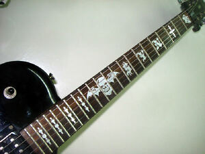 Synyster Gates Avenged Sevenfold Custom Guitar Fret