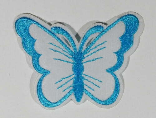 Butterfly  Iron//Sew on embroidered Patch motifs #14
