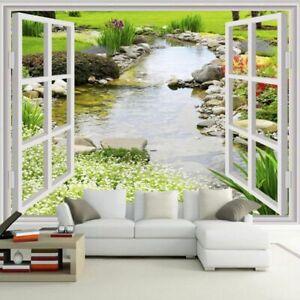 Living Room 3d Wallpaper Cover Bedroom Elegant Wall Decor ...
