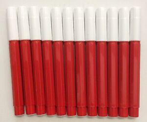 Red-Bingo-marker-pens-12-or-25-pack