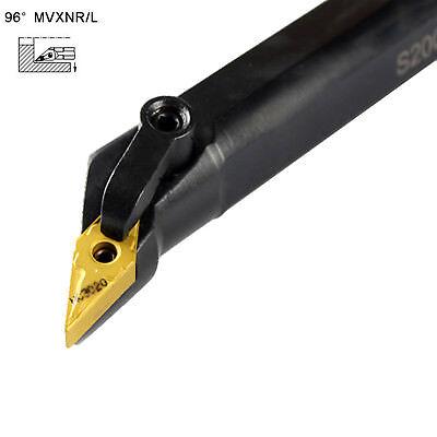 S32T-MWLNR08 32x300mm Lathe Turning Tool Boring Bar Holder