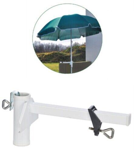 Sonnenschirmhalter Sonnenschirm-Halter Schirmhalter für Mauern /& Balkongeländer