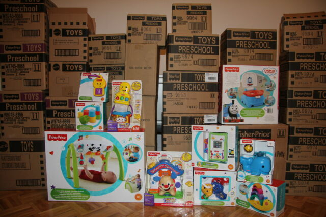 Neu OVP Sonderposten Restposten Baby Spielzeug Lagerauflösung Posten Flohmarkt