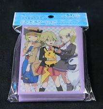 Pokemon Card Sleeve Secret Teams Team Plasma 64 66 x 92 mm Japanese
