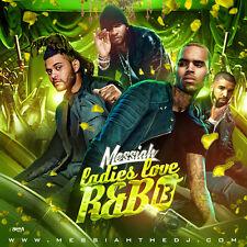 NEW 2017 Ladies Love R&B 13 Mixtape NonStop RNB Mix CD Chris Brown The Weeknd