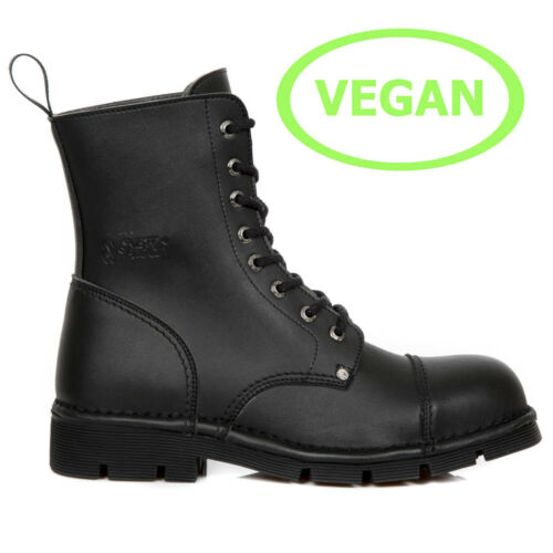 Bottes Vs1 Black M Rock Unisexe newmili083 Nr Vegan New wXvYISX