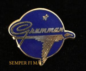 GRUMMAN-AIRCRAFT-LOGO-HAT-LAPEL-PIN-UP-GIFT-US-GIFT-F-14-A-6-APOLLO-TBF-F4F-F6F