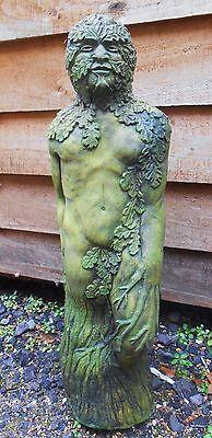 "Pelican grotesque bird statue stone home garden ornament frost proof 43cm//17/"" H"