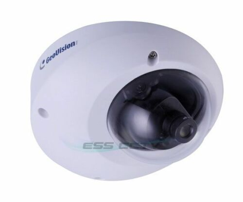Low Lux PoE GEOVISION GV-MFD1501-1F IP Network Mini-Dome Camera 1.3 Megapixel