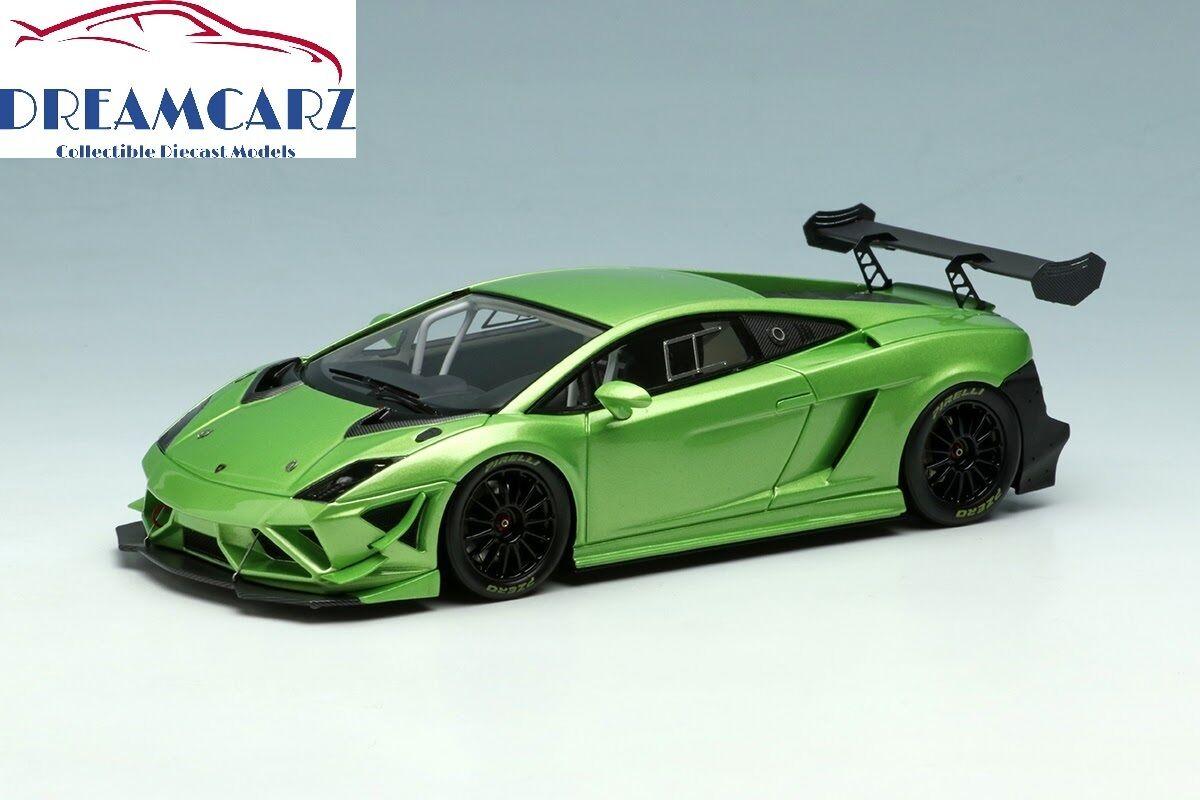 Make Up EIDOLON EM377D 1 43 Lamborghini Gallardo LP570-4 Super Trofeo Ltd 35 pcs