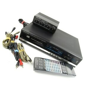 Realistic-CD-2300-Compact-Disc-Digital-Audio-CD-Player-Remote-Control-Center-LOT