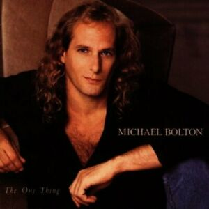 Michael-Bolton-The-One-Thing-CD-Value-Guaranteed-from-eBay-s-biggest-seller