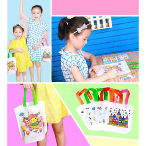 Kids-Children-DIY-Hand-Crafts-Kits-Puzzle-Educational-Toys-Kids-039-Craft-FE-FT