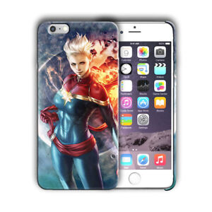 Captain-Marvel-Iphone-4s-5-5s-5c-SE-6-6S-7-8-X-XS-Max-XR-Plus-Case-Cover-10