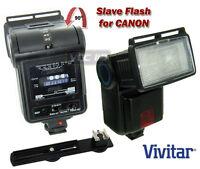 Digital Slave Flash For Canon Rebel T5i T4i T3i T3 T2i T1i Xt Xti Xs Xsi Camera
