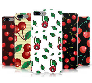 newest cb5a5 b1802 Details about CHERRY PRINT COLLECTION HARD MOBILE PHONE CASE COVER FOR  APPLE IPHONE 8 PLUS