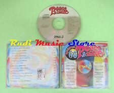 CD PEACE & LOVE 60 1961 2 compilation PROMO 2000 CHUCK BERRY ROY ORBISON (C32)