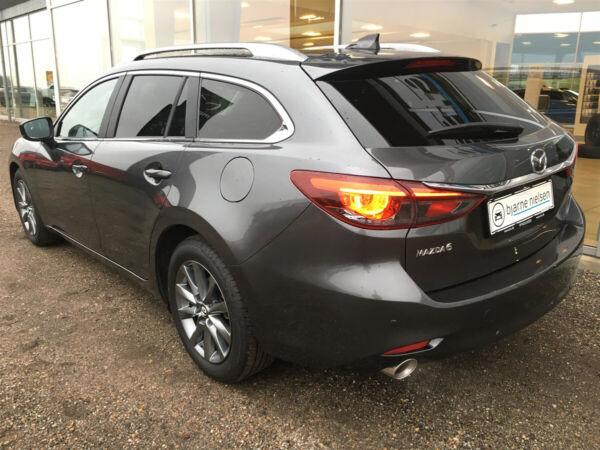 Mazda 6 2,5 Sky-G 194 Premium stc. aut. - billede 4