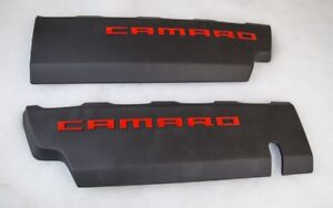 Chevrolet-GM-OEM-16-19-Camaro-Engine-Covers-Left-12651178-Right-12651177