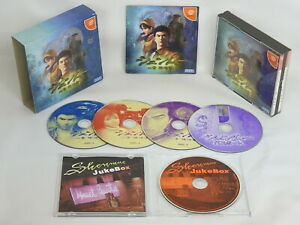 SHENMUE-1-Yokosuka-Limited-Edition-HDR-0031-Ref-ccc-Dreamcast-Sega-Japan-dc