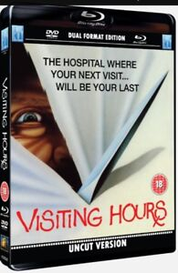 Visiting Hours   Dual Format    **Brand New Blu Ray / DVD**