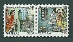 Portugal - Mail 1983 Yvert 1588/9 MNH