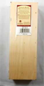 "Basswood Carving Block-1.75/""x3.5/""x10/"""