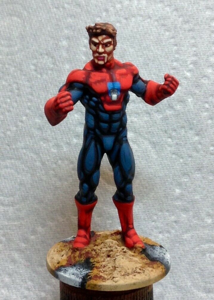 25mm 28mm well painted DC comics Colossal Boy legion of super heroes champions