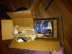 Details about New mars Azure 10862 Digi-Motor Universal ECM Blower motor  1/5-1/2 HP X13