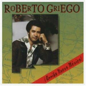 Brand New Roberto Griego Arriba Nuevo Mexico Shrink Wrapped CD Authorized Seller